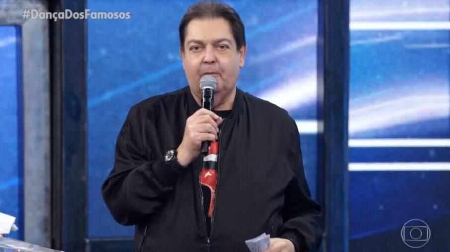 Fausto Silva, também conhecido como Faustão