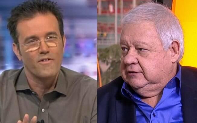 Roby Porto e Paulo Stein são demitidos da Globo