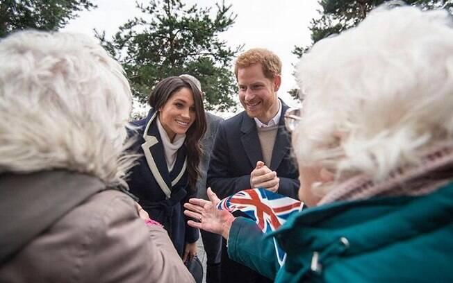 Cerca de 2.640 pessoas assistirão a cerimônia no jardim do Castelo de Windsor