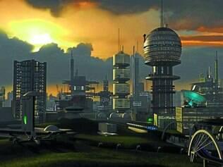 Universo futurista do filme foi criado por uma produtora alemã