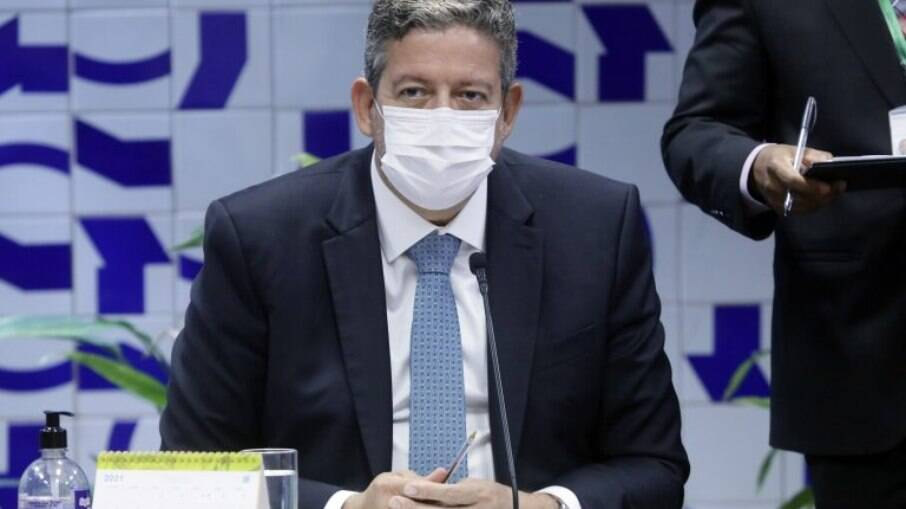 Presidente da Câmara Arthur Lira (PP-AL)