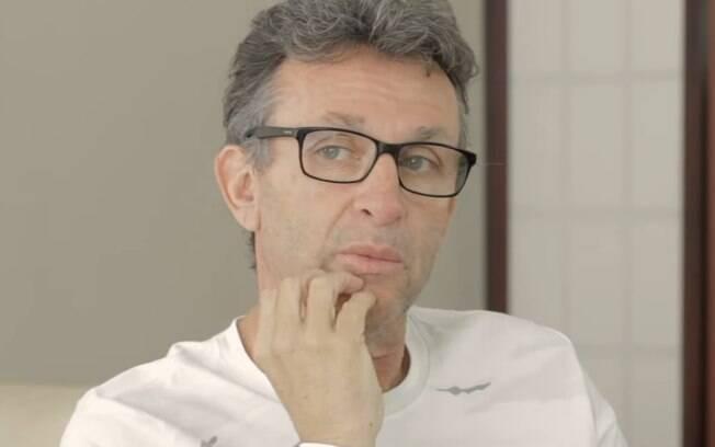 Neto fala sobre a Globo