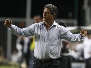 Para Ney Franco, o importante é o seu time pontuar em todos os jogos deste Brasileirão