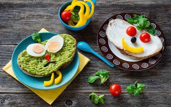 É possível fazer substituições para deixar o prato das crianças mais saudável