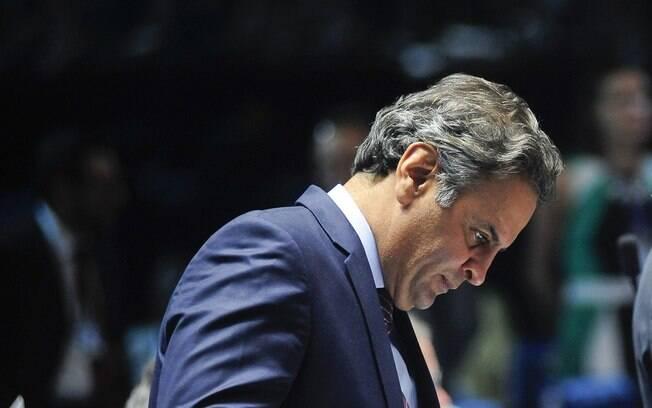 Relatório da Polícia Federal revela relação da Andrade Gutierrez com o senador Aécio Neves