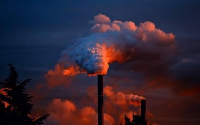 poluição do ar causa diversos problemas ao ser humano