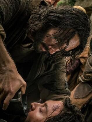 Rodrigo Santoro vive Jesus Cristo em cena de