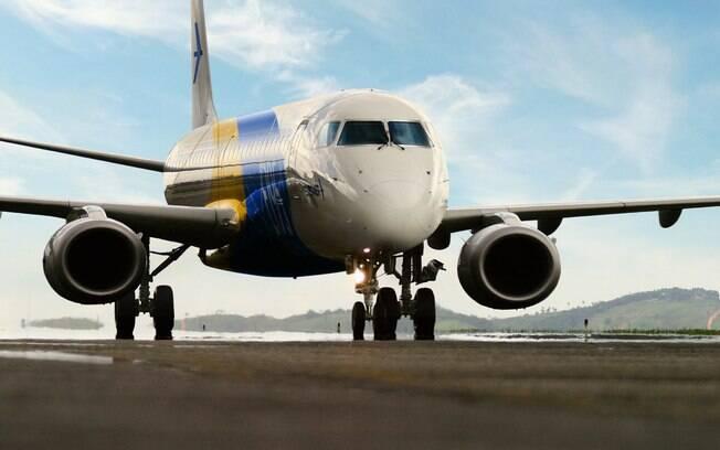 Apesar do prejuízo, Embraer manteve carteira de pedidos em dia