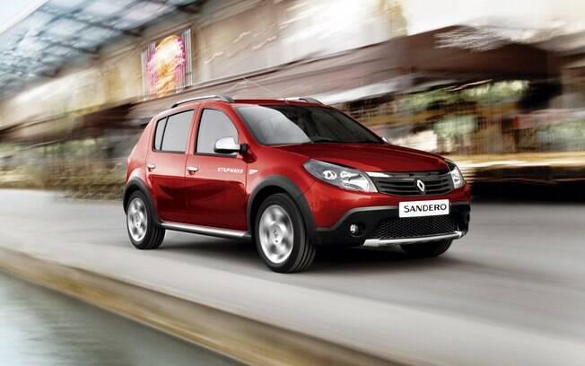 Desafio dos 10 anos: o Renault Sandero começava a elevar o status das vendas da Renault