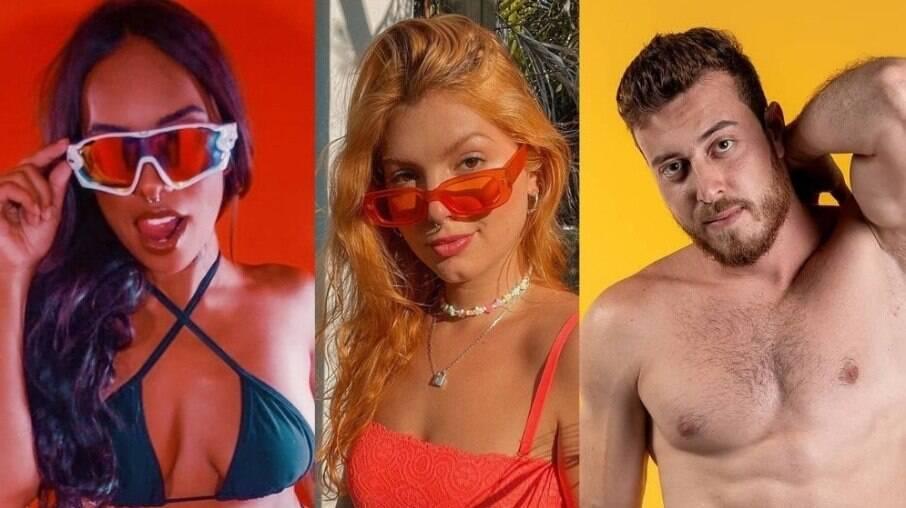 Rio Shore: Cristal Felix, Natallia Formaggeri e Kevin Jolsan