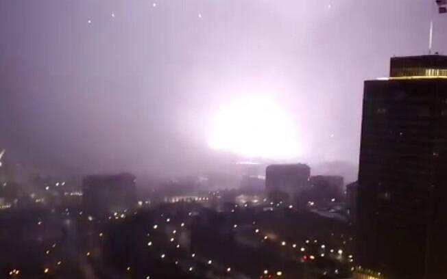 Operário fez vídeo aterrorizante do tornado que atingiu o Tennesse