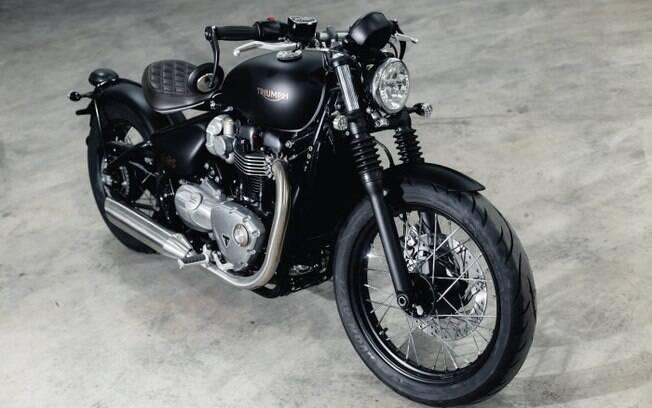 Triumph Bobber Limited: Motocicleta traz estilo, exclusividade e mais equipamentos como destaques da edição especial