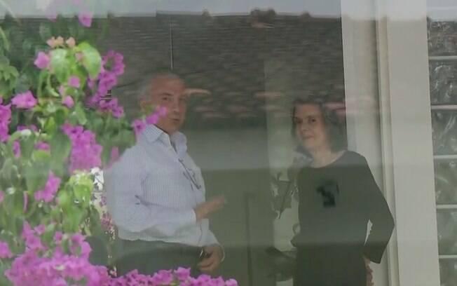 Encontro entre Michel Temer e Cármen Lúcia ocorreu na residência da presidente do STF e não constava na agenda oficial