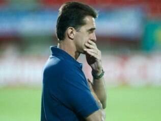 Vagner Mancini substitui Eduardo Hungaro, que saiu do cargo após o fiasco na Libertadores