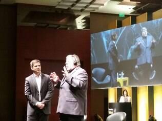 Steve Wozniak falou sobre inovação, Apple, Steve Jobs e segurança em evento da Symantec realizado em São Paulo
