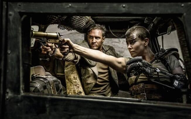 Tom Hardy e Charlize Theron são protagonistas de