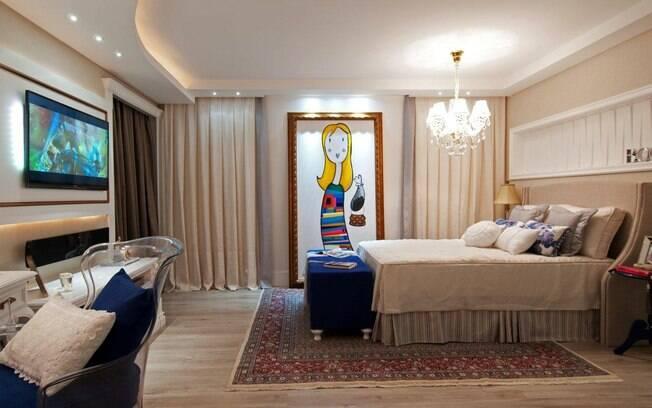 Ideias para decorar o quarto do casal  Decoração  iG