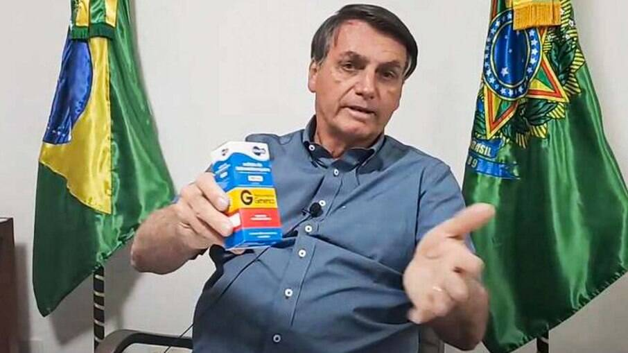 Vídeo de Bolsonaro é excluído do Youtube