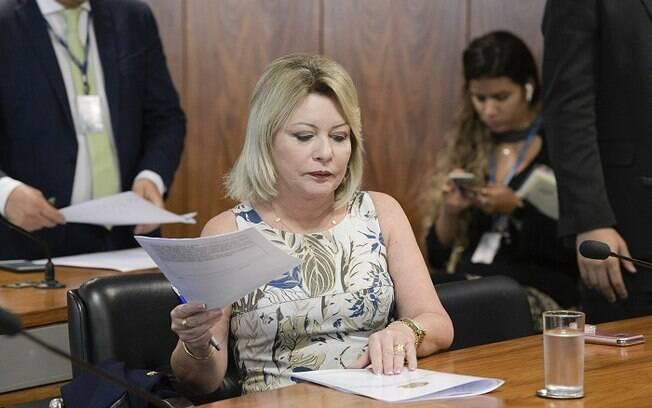 Senadora Selma Arruda
