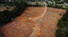 Com 3,4 mil mortes em 24h, Brasil chega a 361 mil óbitos