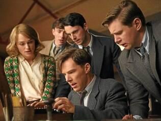 'O jogo da imitação' conta a história de Alan Turing, matemático inglês que ajudou seu país e aliados na Segunda Guerra
