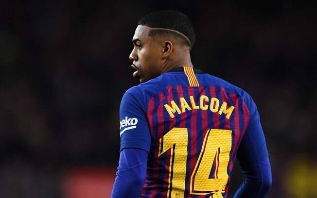 Malcom pode ser incluído no negócio para tirar Neymar do PSG rumo ao Barcelona