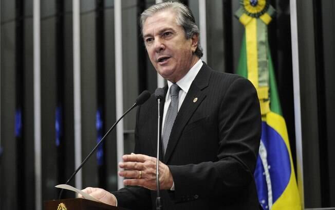 Collor atacou Rodrigo Janot nesta segunda-feira (23); o senador é um dos políticos suspeitos de envolvimento na Lava Jato