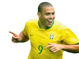 FENÔMENO. Em 2006, na Alemanha, Ronaldo se tornou o primeiro jogador da história do futebol a alcançar a marca de 15 gols em disputas de Copa do Mundo