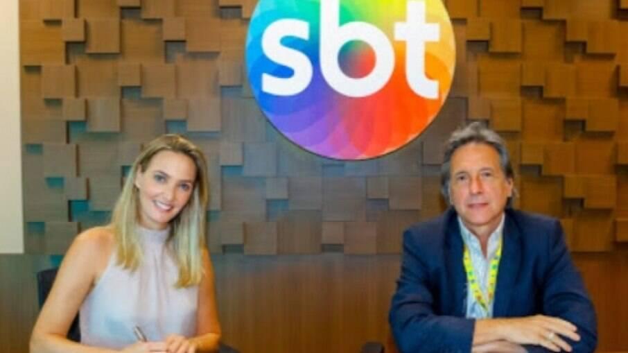 SBT assina contrato com a comentarista de arbitragem Nadine Basttos