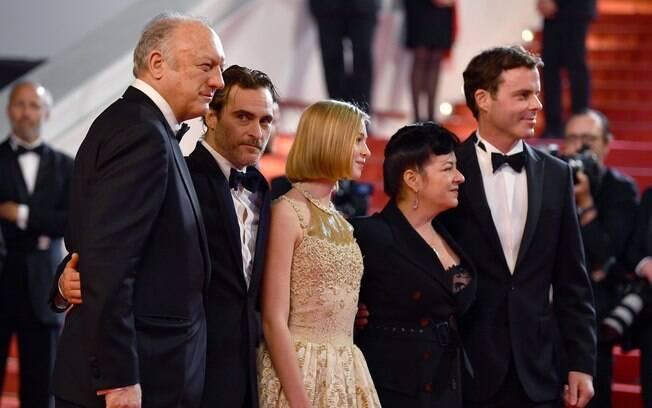 Equipe do filme