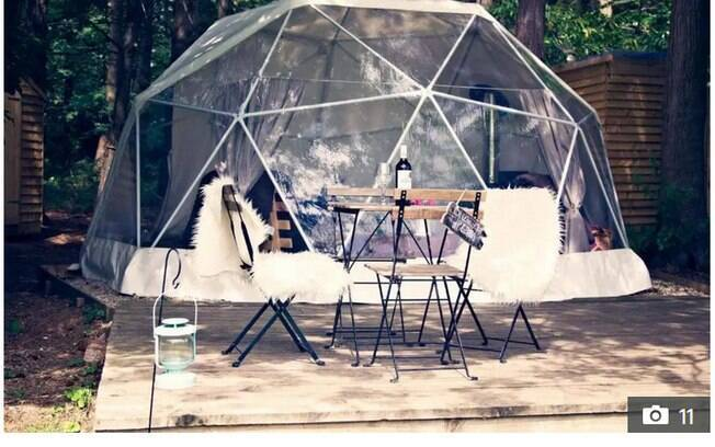Camp Kátur, no Reino Unido