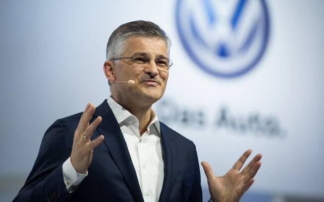 Michael Horn, ex-chefão da VW nos EUA e presidente da marca para as Américas