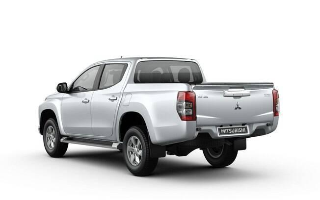 0400cc981 Mitsubishi L200 Triton de nova geração é revelada na tailândia ...