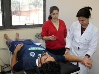 Resultados permitem traçar perfil fisiológico de cada atleta, auxiliando no trabalho dos profissionais do clube