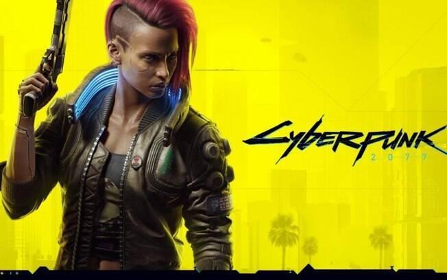 Cyberpunk 2077 tem diversos bugs