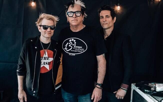 The Offspring deve se apresentar em São Paulo