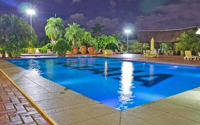 Zagaia está na lista dos melhores resorts do Brasil, segundo o Hotel Urbano