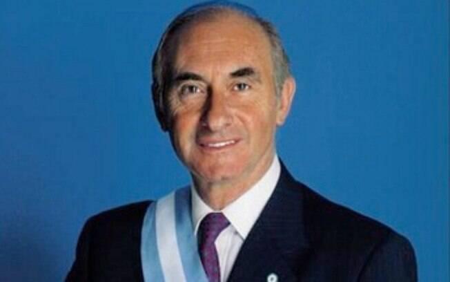 Ex-presidente argentino morreu nesta terça-feira, aos 81 anos