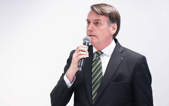 Bolsonaro diz que só deve lealdade ao povo brasileiro.