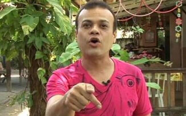 Daniel, o simpático representante LGBT do BBB11