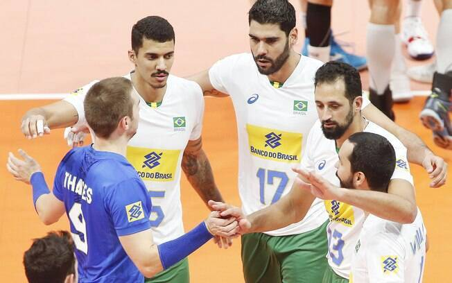 Seleção Brasileira venceu de virada a Bélgica na última partida da segunda fase