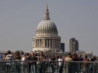 O London Pass dá acesso a 55 atrações pagas, como a Catedral de St. Paul