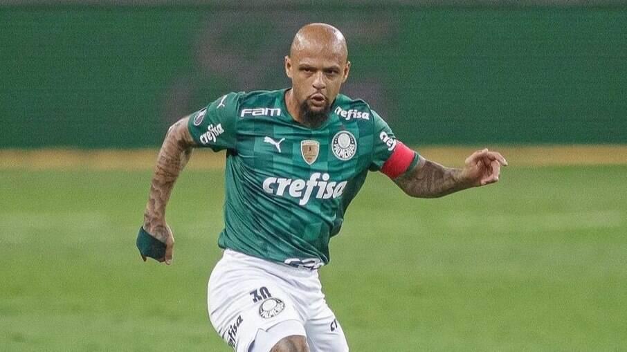 Felipe Melo deve ganhar mais um ano de contrato com o Palmeiras