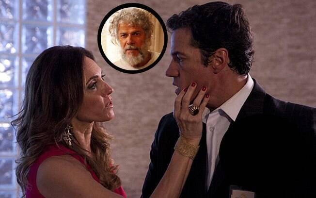 Pereirinha vai conquistar Tereza Cristina e deixar Ferdinand enciumado
