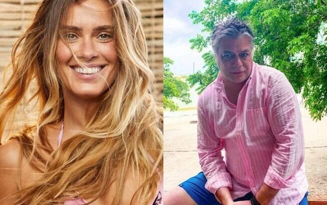 Carolina Dieckman sai em defesa de Fabio Assunção no Instagram
