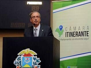 Cunha: presidente da Casa desloca peso do PMDB para a direita, avalia pesquisador