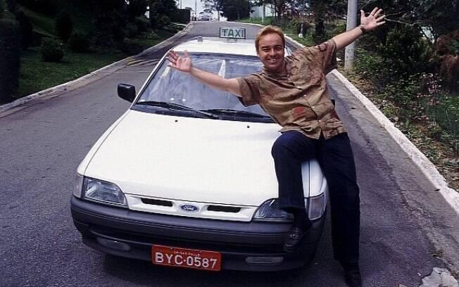 taxi do Gugu branco