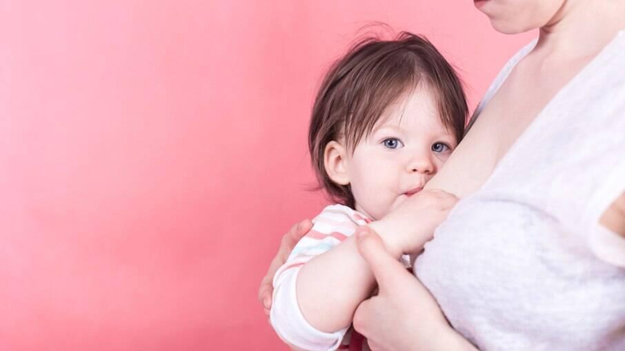 Amamentação até os dois anos de idade