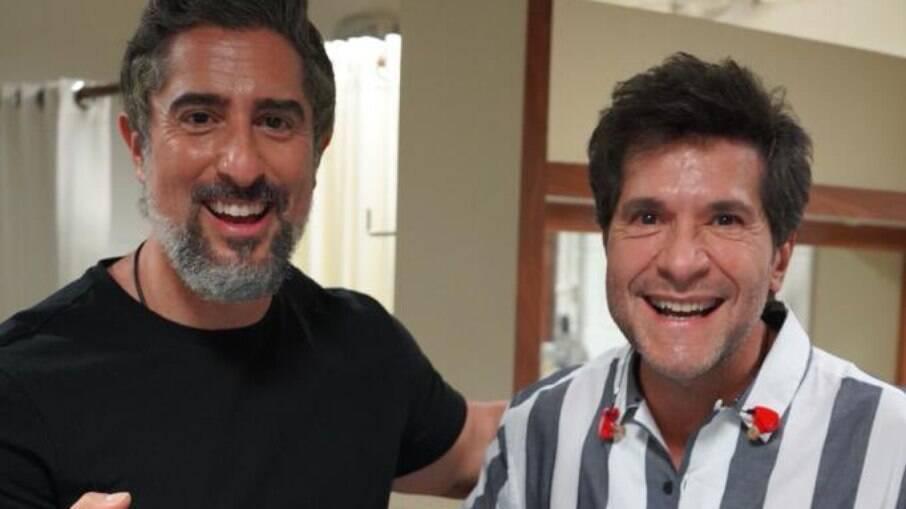 Daniel declara amizade ao apresentador Marcos Mion