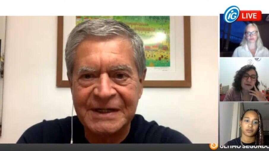 Live Em Cima do Fato discute sobre chacina de Jacarezinho